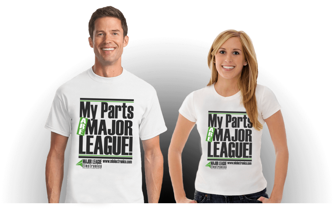 My parts are Major League